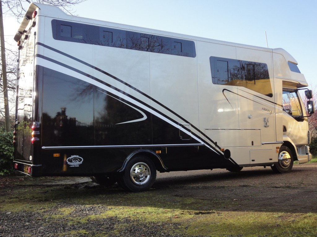 7.5T Arion Elite 19ft